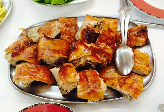 Metinha dos Leitoes: The piglet of Bairrada is great ;)
