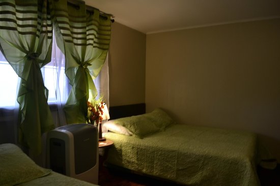 Airport Hotel Rio Segundo : Habitación