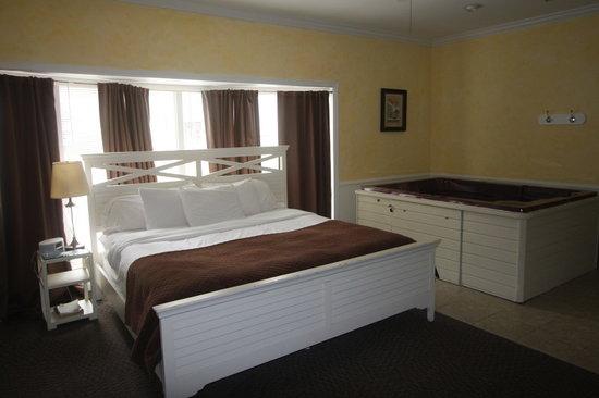 Abbey Inn: Jasmine Room