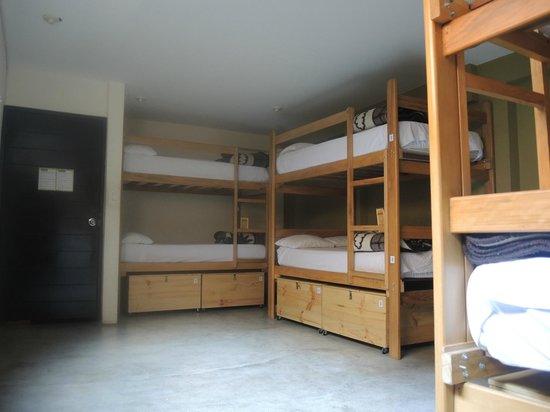 Puriwasi Hostel Lima : habitaciones compartidas