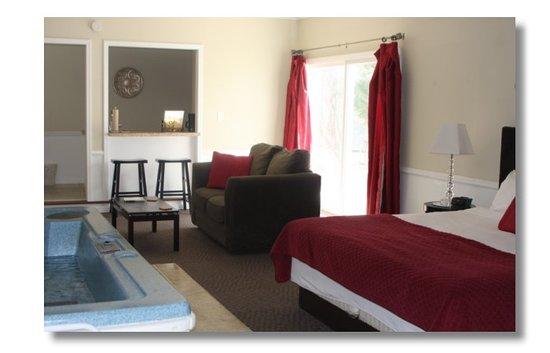 Abbey Inn: Honeysuckle Suite
