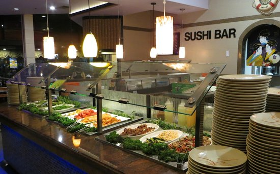 Osaka Seafood Buffet