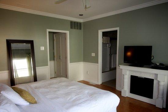 Abbey Inn: Fern Suite