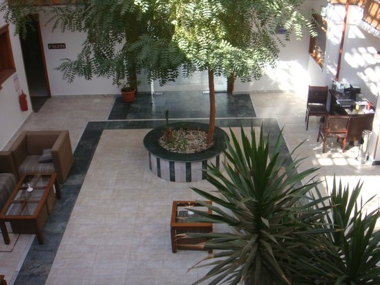 Acacia Dahab Hotel: View of the lobby
