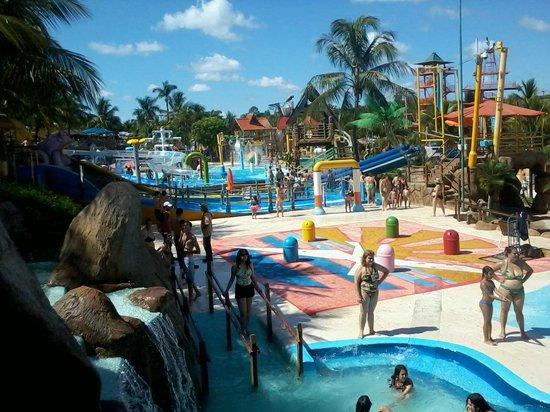 Piscina foto de thermas dos laranjais ol mpia tripadvisor for Olimpia piscina de onda