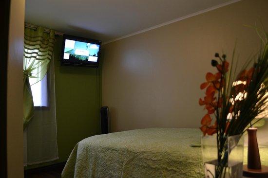 Airport Hotel Rio Segundo: Habitación