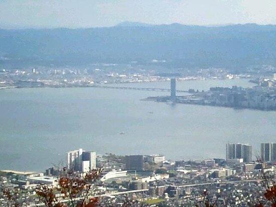 Hieizan Driveway: 琵琶湖