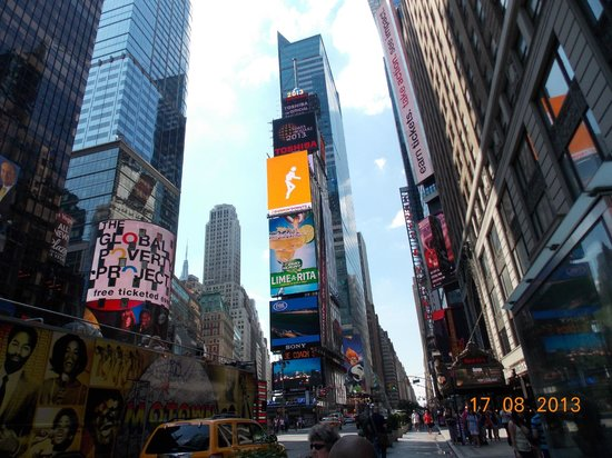 Staybridge Suites Times Square - New York City: Am Times Square