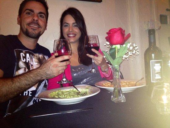 Vino E Pasta: Great time, like always!