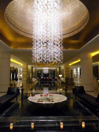Sofitel Rabat Jardin des Roses : Recepção Hotel Sofitel Rabat