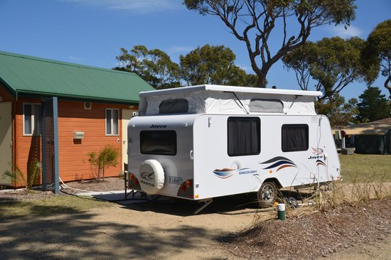 BIG4 Moruya Heads Easts Dolphin Beach Holiday Park: An easily accessible ensuite site