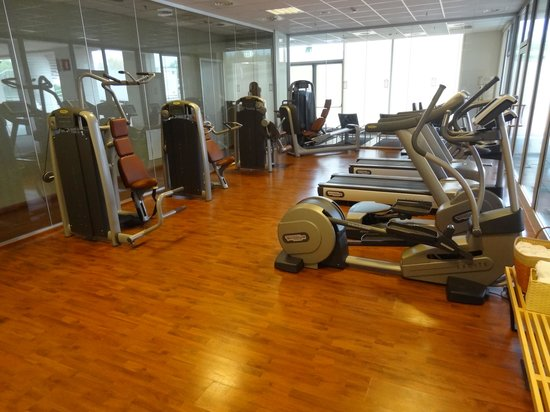 Atahotel Expo Fiera: Fitness Center