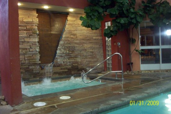 Grand Canyon Railway Hotel: HOT TUB