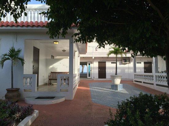 Bravo Beach Hotel: view