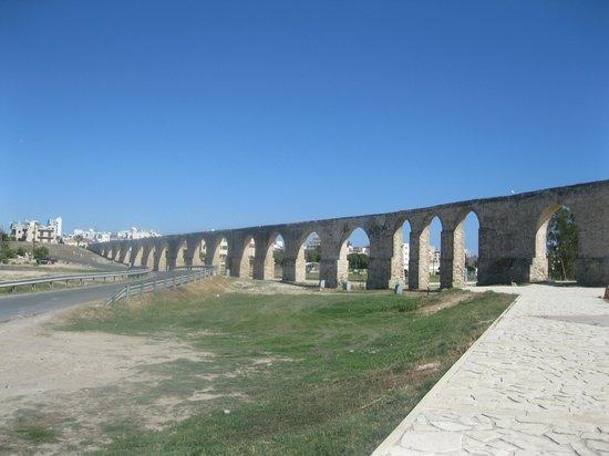 Cactus Hotel: Acueducto de Larnaca