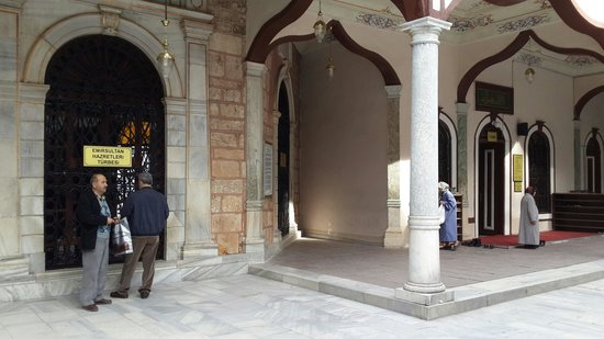 Emir Sultan Camii: Emir Sultan