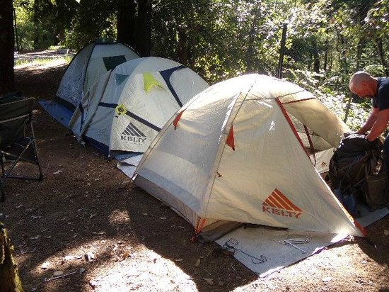 Redwoods River Resort & Campground: plenty of room