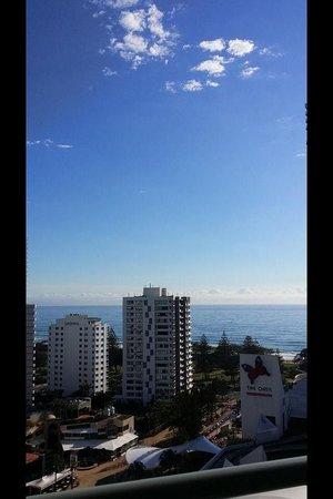 Sofitel Gold Coast Broadbeach: View from 1305