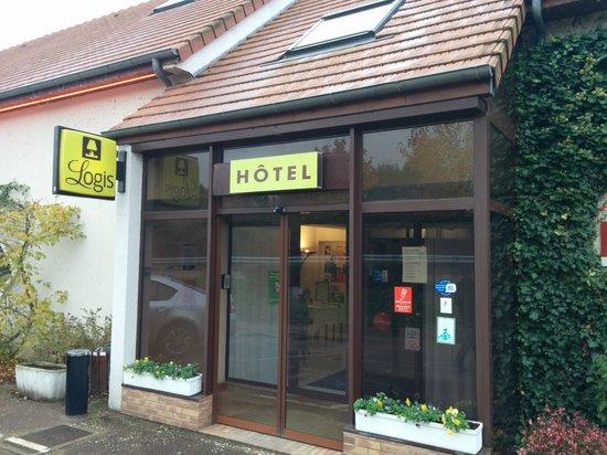 Logis Le Relais de Pouilly : Hotel