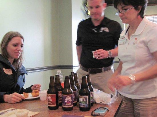 Cajun Food Tours: Abita beers tasting