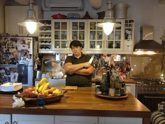 Alessandra Federici's Cucina Cooking School : Let the cooking and fun begin