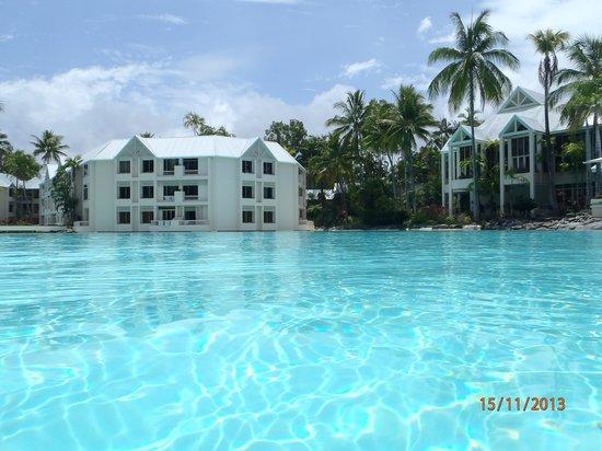 Sheraton Mirage Port Douglas Resort: so much pool....