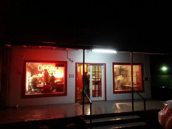 Wolfe City, TX: Cowboy Cafe