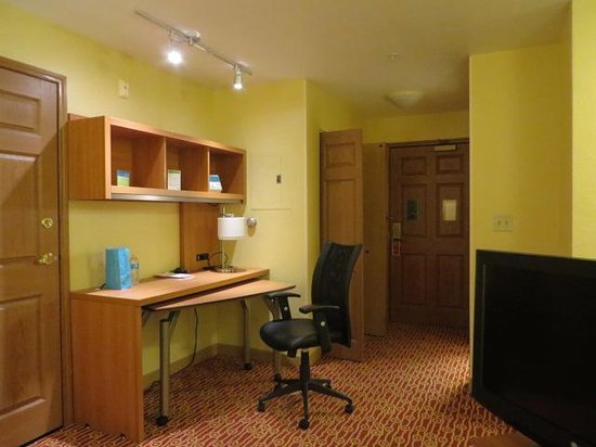 TownePlace Suites Denver Downtown: studio suite interior - 2