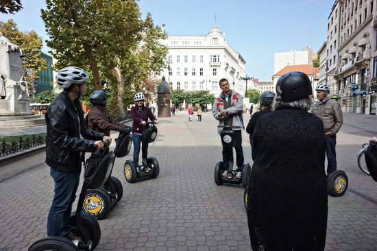 Segway Tours Budapest : Segway Tour - Budapest