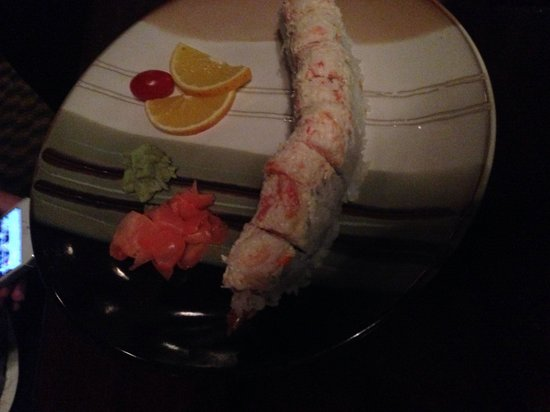 Fulins Asian Cuisine: sushi