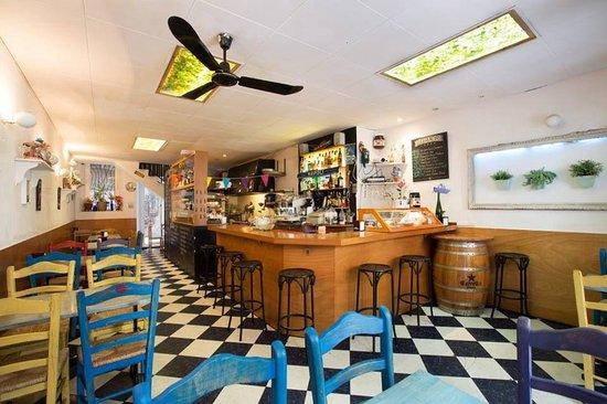 Blau Cucina e Caffé: Blau