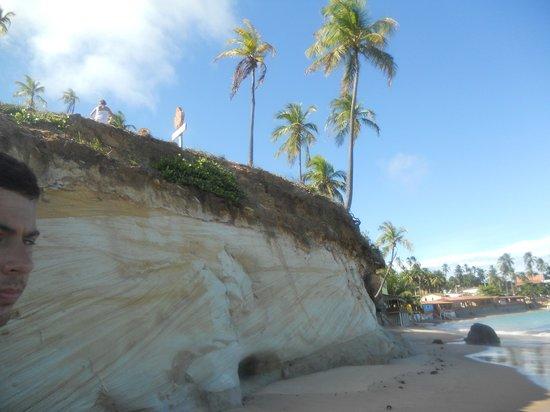 Japaratinga Beach: vista linda