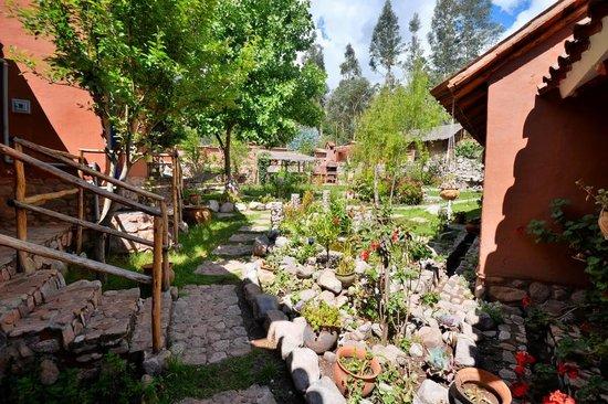 La Capilla Lodge: La Capilla Garden