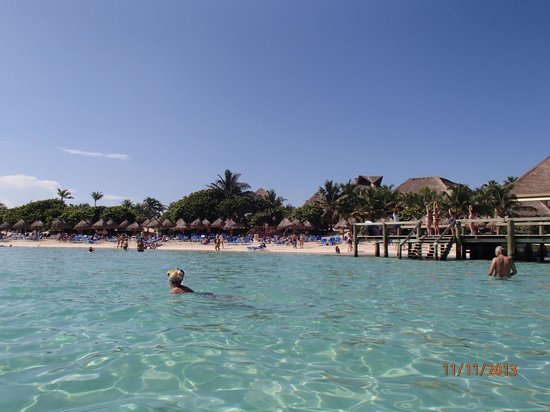 Grand Bahia Principe Coba: Coba Beach