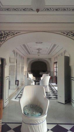 Royal Heritage Haveli: Reading room