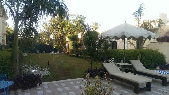 Royal Heritage Haveli: Courtyard