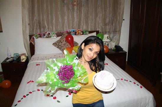 Hanoi Charming 2 Hotel: My Birthday's surprise