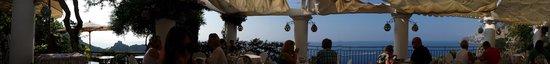 Hotel La Conca Azzurra: ristorante
