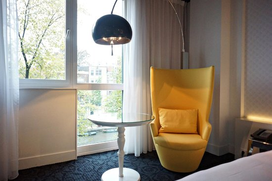 Andaz Amsterdam Prinsengracht: Canal View Room - Number 217