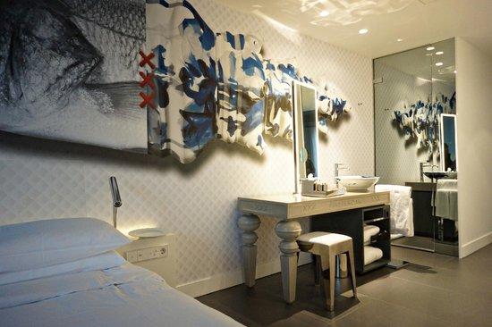 Andaz Amsterdam Prinsengracht: Number 217 - Sink and vanity