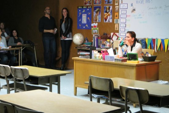 Pasadena Playhouse: the leading lady - the teacher
