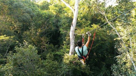 Belize Jungle Masters: Zip Linning