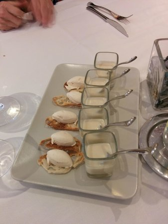 Chez Guy : Amuse