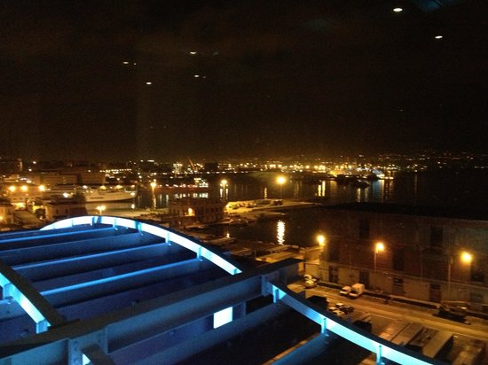 Romeo Hotel: Panorama unico!