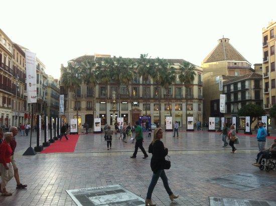 Plaza de la Constitución: Centro