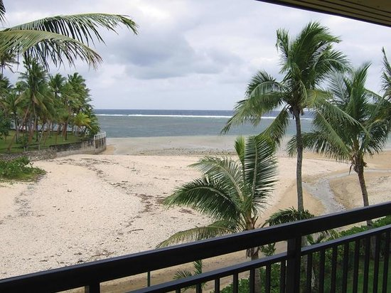 Outrigger Fiji Beach Resort: View from 306