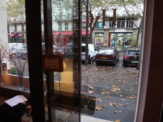 Hotel Victoria Chatelet: Recepção