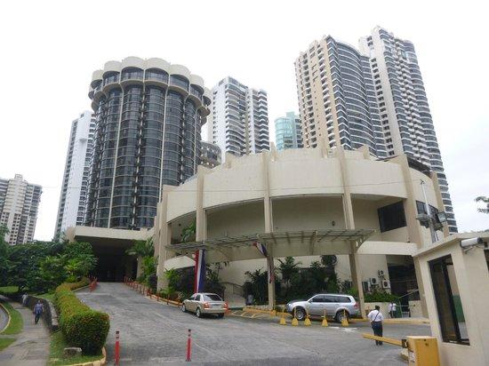 Plaza Paitilla Inn: vista desde el multicentro