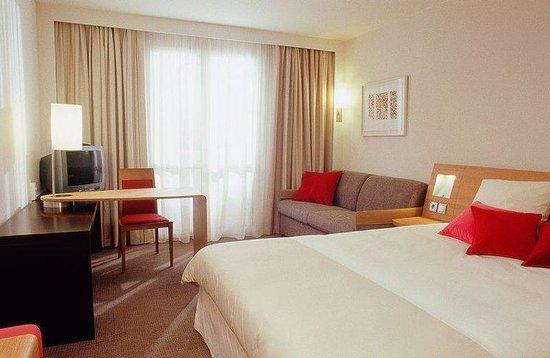 โรงแรมโนโวเทล อัมสเตอร์ดัมซิตี้โฮเต็ล: Superior Room