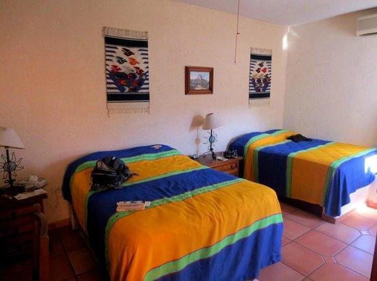 Posada LunaSol Hotel: Our room